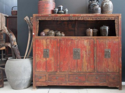 Antique cabinet Qing dynasty