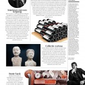 Seres Collection featured in LXRY magazine